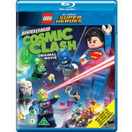 LEGO Justice League - Cosmic Clash (BLU-RAY)