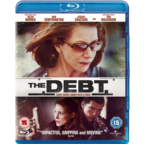 The Debt (UK-import) (BLU-RAY)