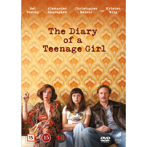 The Diary Of A Teenage Girl (DVD)