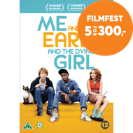Produktbilde for Me And Earl And The Dying Girl (DVD)