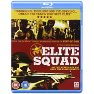 Elite Squad (UK-import) (BLU-RAY)