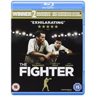 The Fighter (UK-import) (BLU-RAY)