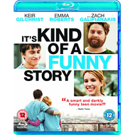It's Kind Of A Funny Story (UK-import) (BLU-RAY)