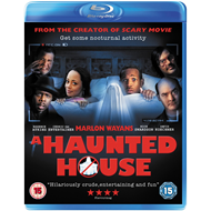 A Haunted House (UK-import) (BLU-RAY)