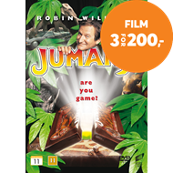 Produktbilde for Jumanji (DVD)