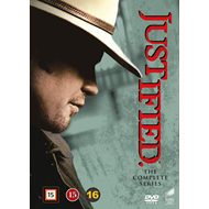 Justified - The Complete Series (DVD)