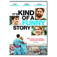 It's Kind Of A Funny Story (UK-import) (DVD)