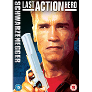The Last Action Hero (UK-import) (DVD)