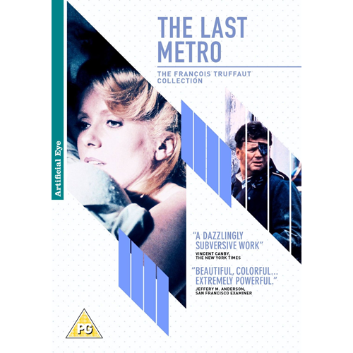 The Last Metro (UK-import) (DVD)