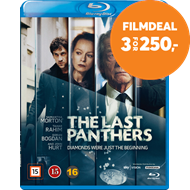 Produktbilde for The Last Panthers (BLU-RAY)