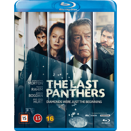 The Last Panthers (BLU-RAY)