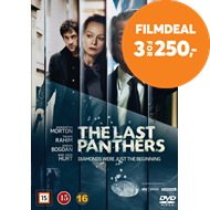 Produktbilde for The Last Panthers (DVD)