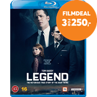Produktbilde for Legend (BLU-RAY)
