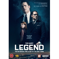 Legend (DVD)