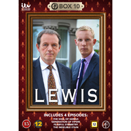 Lewis - Collection 10 (DVD)