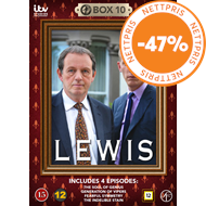 Produktbilde for Lewis - Collection 10 (DVD)