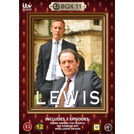 Lewis - Collection 11 (DVD)