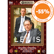 Produktbilde for Lewis - Collection 11 (DVD)