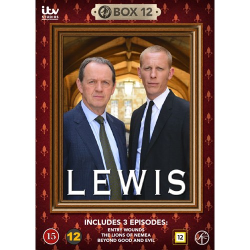 Lewis - Collection 12 (DVD)