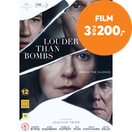 Produktbilde for Louder Than Bombs (DVD)
