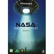 NASA's Unexplained Files - Sesong 1 (DVD)