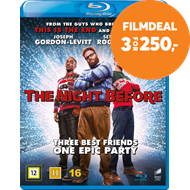 Produktbilde for The Night Before (DK-import) (BLU-RAY)