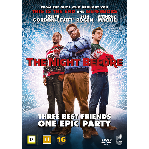 The Night Before (DVD)