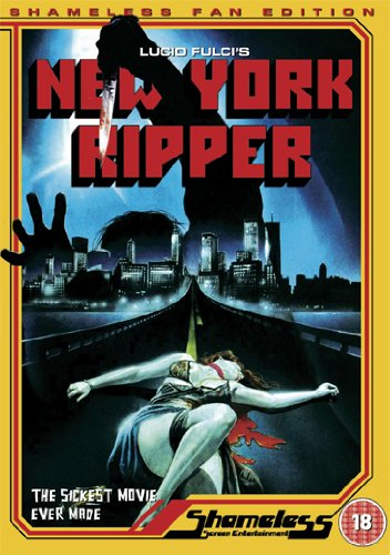 The New York Ripper (UK-import) (DVD)