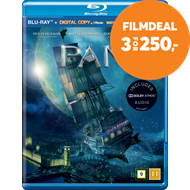 Produktbilde for Pan (BLU-RAY)