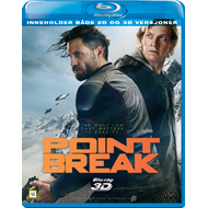 Point Break (Blu-ray + 3D Blu-ray)