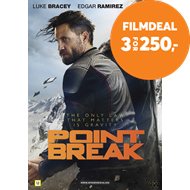 Produktbilde for Point Break (DVD)