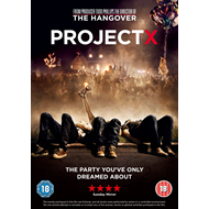 Project X (UK-import) (DVD)