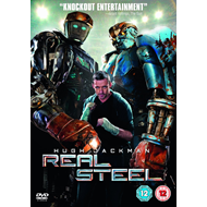 Real Steel (UK-import) (DVD)