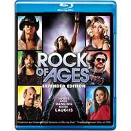 Rock Of Ages - Extended Cut (BLU-RAY)