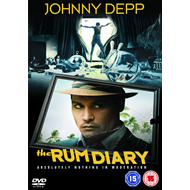 The Rum Diary (UK-import) (DVD)