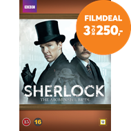 Produktbilde for Sherlock - The Abominable Bride (DVD)