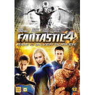 Fantastic 4: Rise Of The Silver Surfer (DVD)