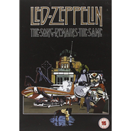 Led Zeppelin - The Song Remains The Same (UK-import) (DVD)