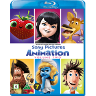 Sony Pictures Animation Volume 2 (BLU-RAY)