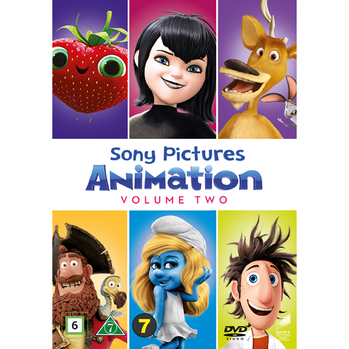 Sony Pictures Animation Volume 2 (DVD)