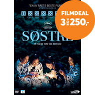 Produktbilde for Søstre (DVD)