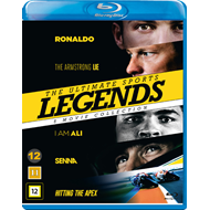 The Ultimate Sports Legends - 5 Movie Collection (BLU-RAY)