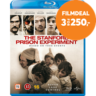 Produktbilde for The Stanford Prison Experiment (BLU-RAY)