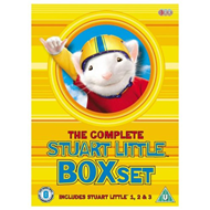The Complete Stuart Little Boxset (UK-import) (DVD)
