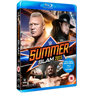 WWE: Summerslam 2015 (UK-import) (BLU-RAY)