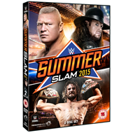 WWE: Summerslam 2015 (UK-import) (DVD)