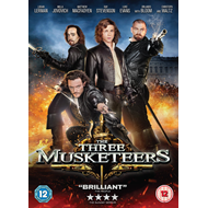 The Three Musketeers (UK-import) (DVD)