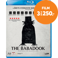 Produktbilde for The Babadook (BLU-RAY)