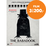 Produktbilde for The Babadook (DVD)