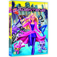 Barbie - Super-Agentene (DVD)